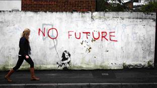 Southampton 'Graffiti' is a £20,000 Banksy original mural