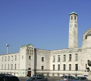 Southampton Civic Centre