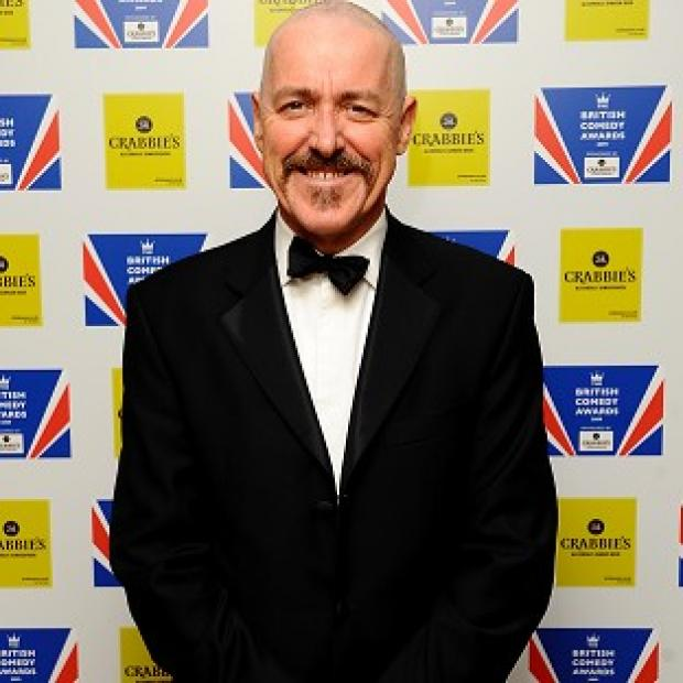 Griff Rhys Jones reckons there are benefits to getting older