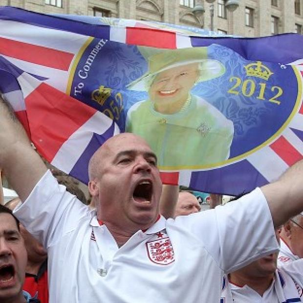 The Association of Chief Police Officers expect 6,000 England fans in the Olympic Stadium in Kiev for team's quarter final