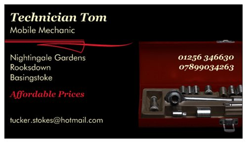 Technician Tom