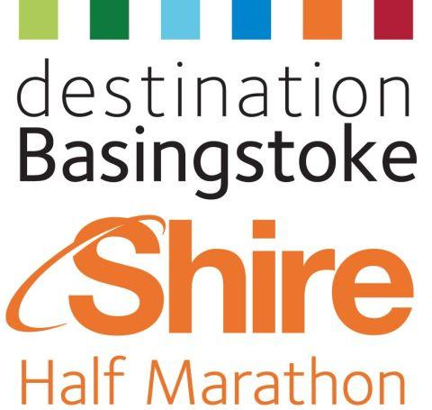 Sign up for Shire Destination Basingstoke Half-Marathon