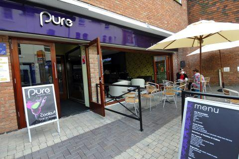 Pure Lounge Bar to open for longer