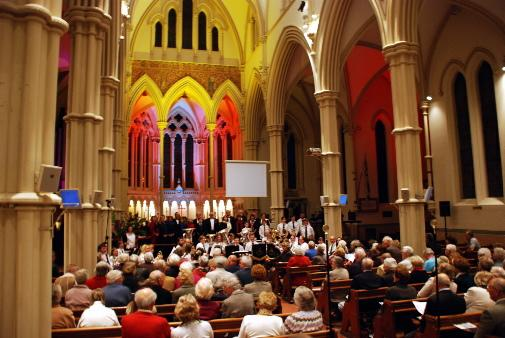 Concert raises £2,000 for church