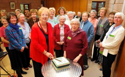 Local WI celebrate 60 years