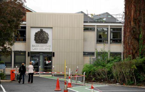 Basingstoke magistrates court reopens