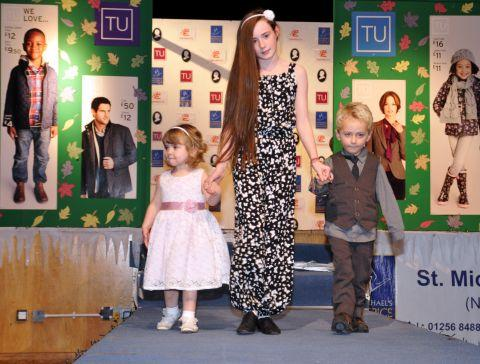 Sainsbury's fashion show raised money for St Michael's Hospice