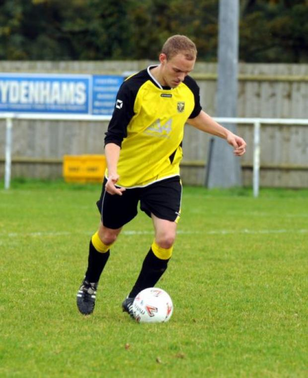Tadley's Jason Kingston.
