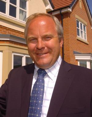 Chris Endsor, Chief Executive of Miller Homes
