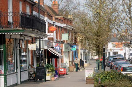 Hartley Wintney High Street