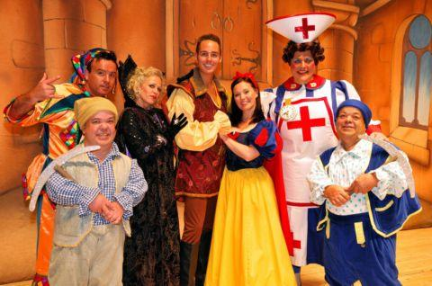 Panto-going public raise thousands for Sebastian's Action Trust