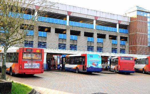 £2.9million bus station revamp