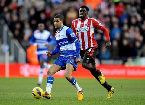 Jobi McAnuff says Reading will try to enjoy tonight's game at Old Trafford.