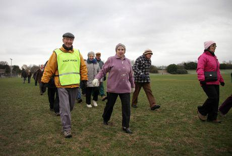Free guided walks are now being offered by Basingstoke and Deane Borough Council
