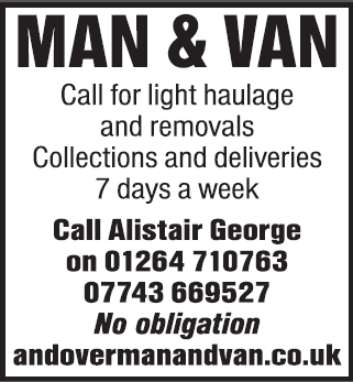 Alistair's Man & Van